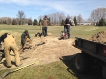 Removing Sand